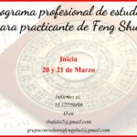 Certificación Profesional para Practicantes de Feng Shui